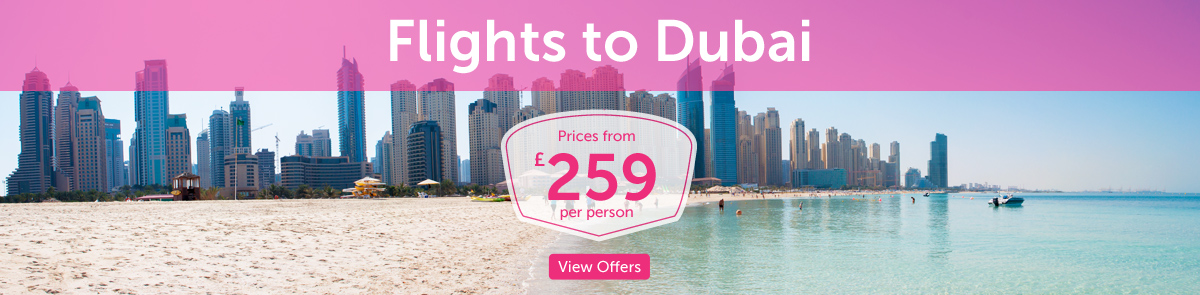 Dubai Flights
