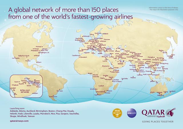Qatar Airways - Overview